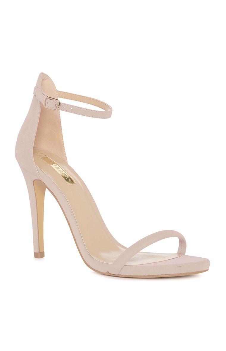 477f366f68 Primark - Nude Dressy Strap Heel | Style | Strap heels, Heels, Primark