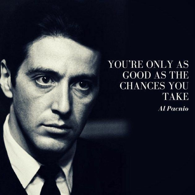 Al Pacino Quotes Quotes Quotes Scarface Quotes Godfather