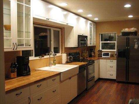 Ikea Kitchen Cabinets New Kitchen Pinterest Ikea kitchen