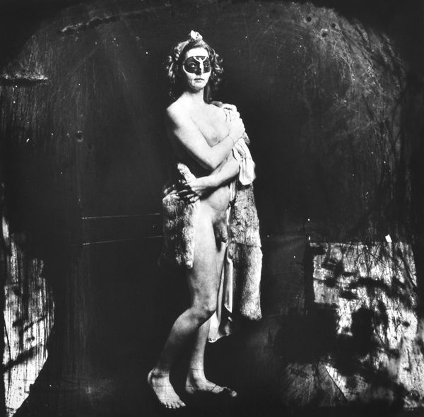 Joel Peter Witkin (American, Born 1939) Journeys of the Mask