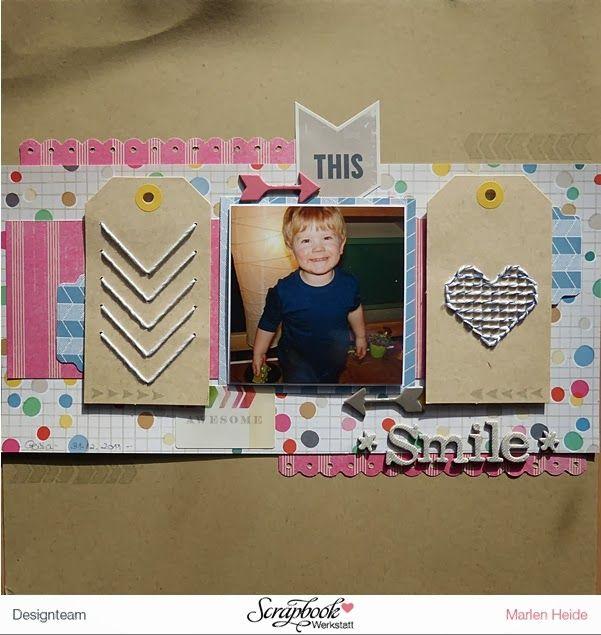 SBW Designteamarbeit Marlen - Amy Tangerine / Cut & Paste