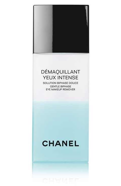 CHANEL DÉMAQUILLANT YEUX INTENSE  Gentle Bi-Phase Eye Makeup Remover