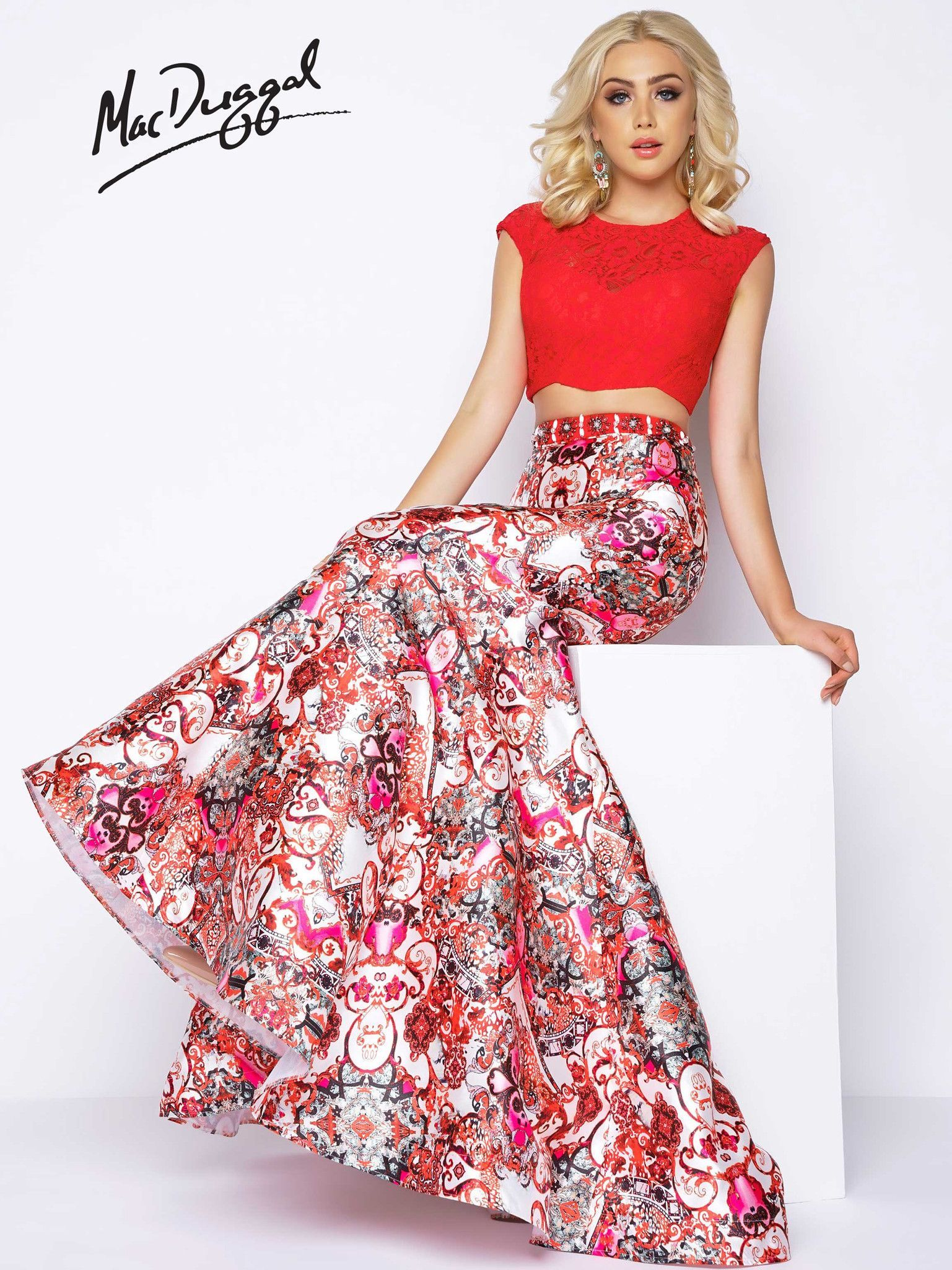 Cassandra Stone by Mac Duggal 65935A | *For Prom | Pinterest
