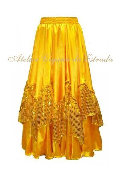 Saia Cigana Da Estrada With Images Praise Dance Wear Outfits