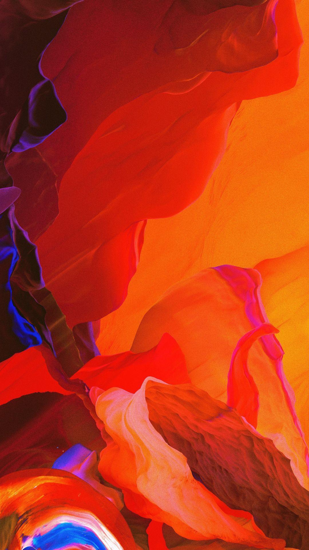 Abstract Fire Vivid Colors 1080x1920 Wallpaper Abstract Art Photo Prints Abstract Art Prints