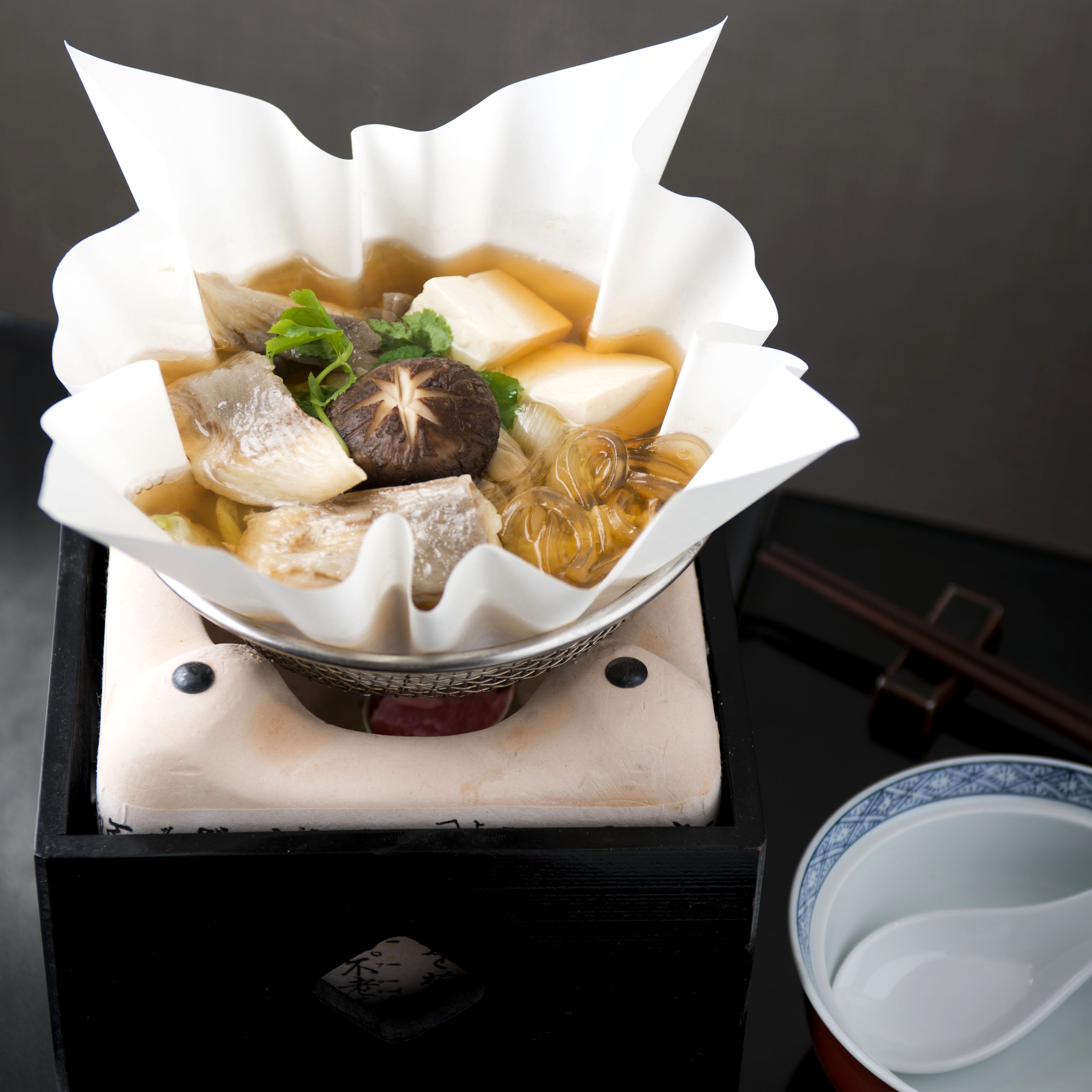 gindara kami nabe #westinbangkok #kisso #japaneserestaurant
