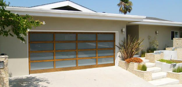 Image Result For Modern Glass Door Garage Door Garage Door