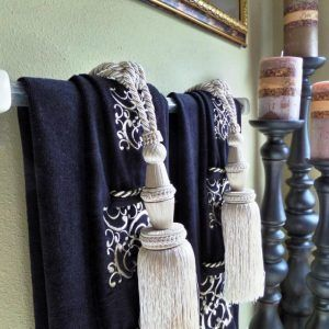 Decorative Towels For Bathroom Ideas