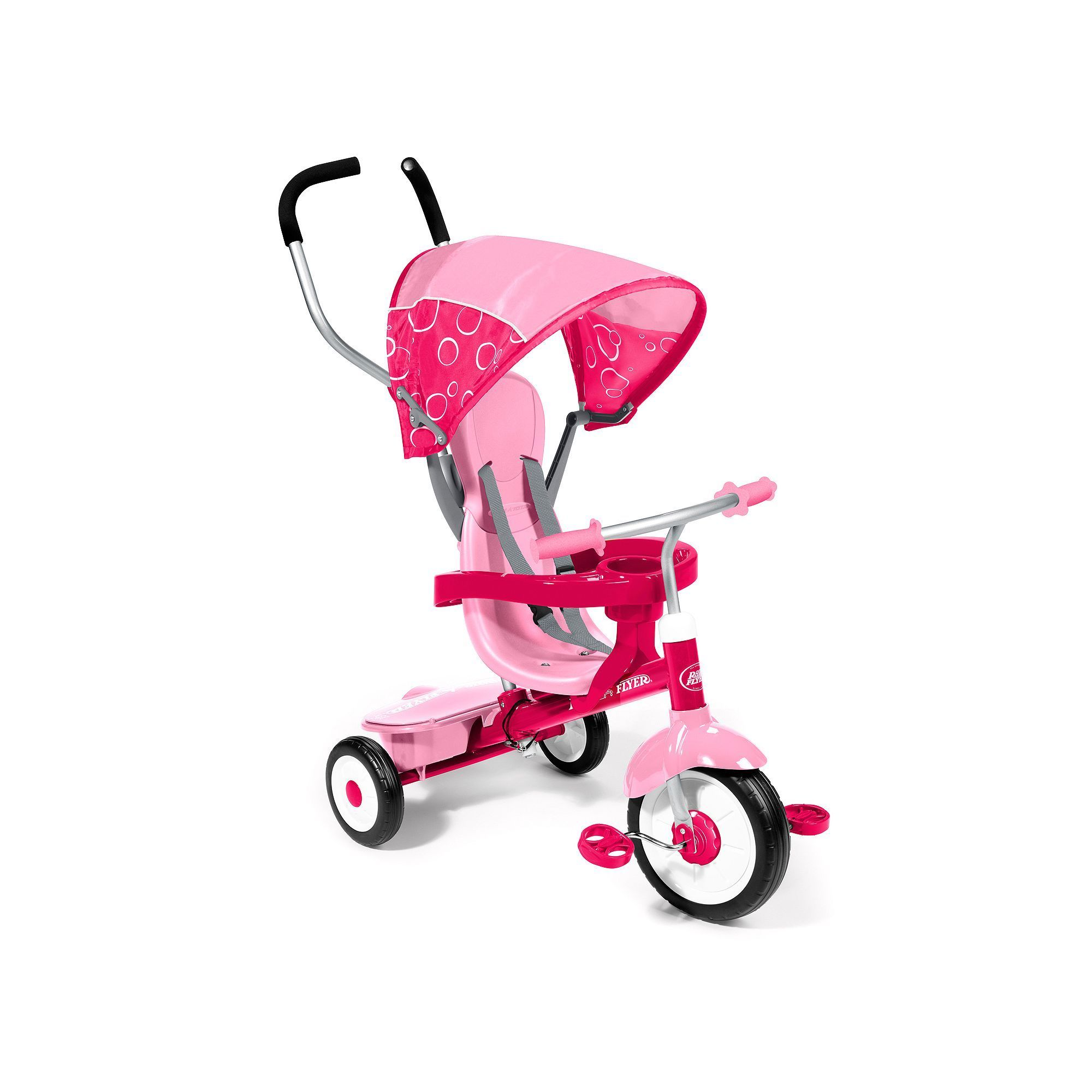 Radio Flyer 4in1 Ultimate GrowWithMe Tricycle Radio