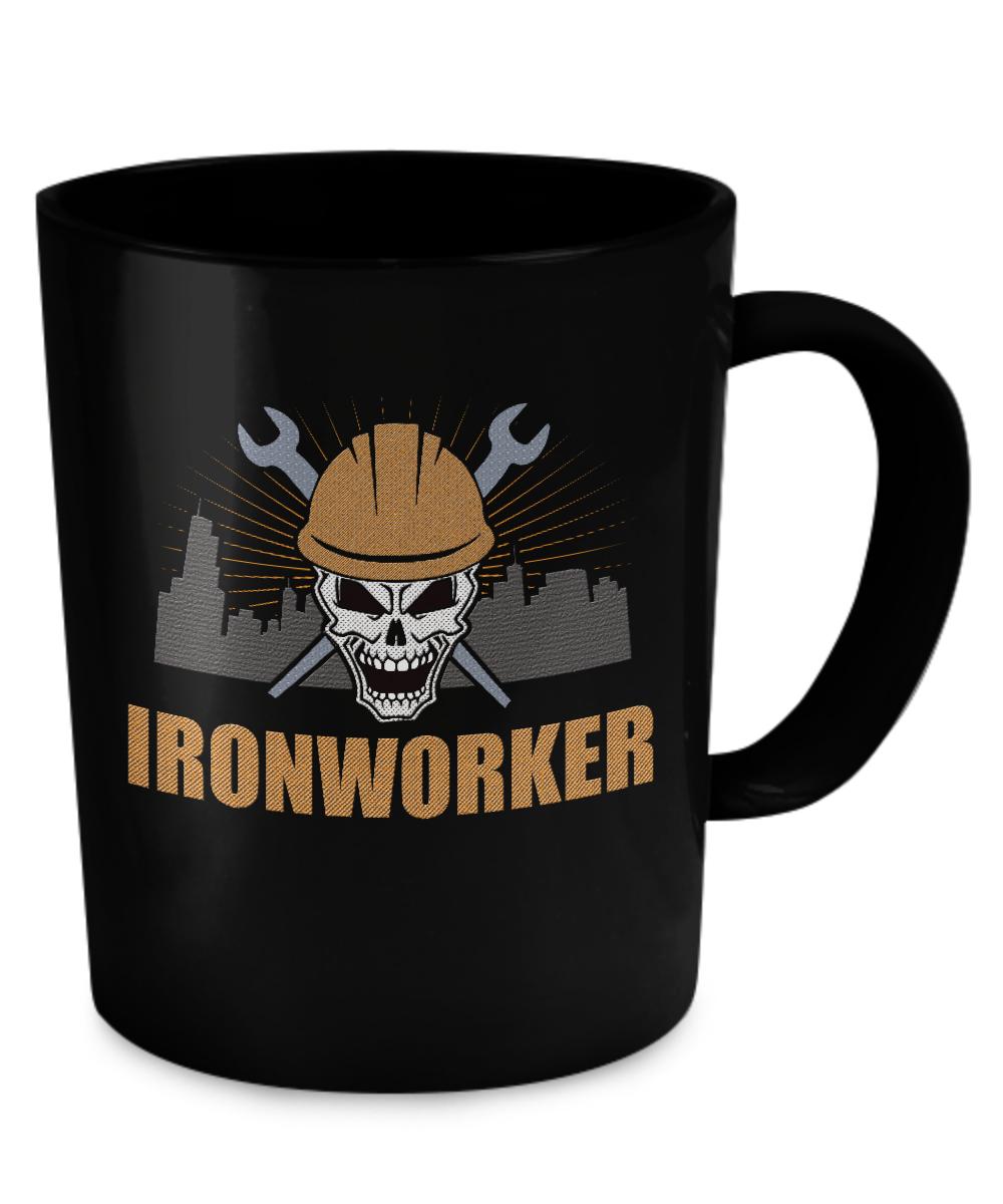 Ironworker Coffee Mug Mugs, Ironworkers, Coffee mugs