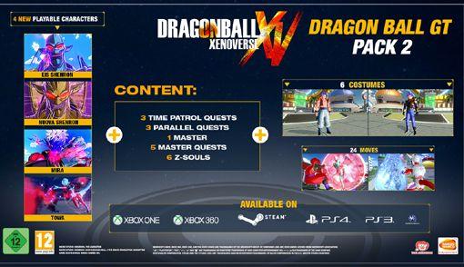 Dragon Ball Xenoverse: il secondo DLC ha una data di uscita