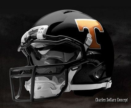 Tennessee Concept Helmet