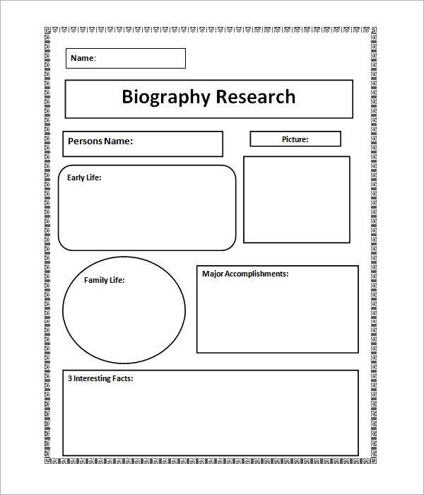 biography sample | Juice Plus | Pinterest | Sample resume and ...