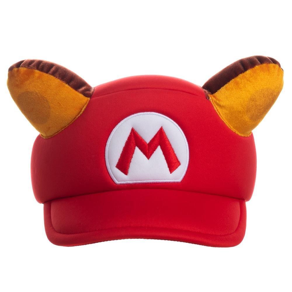 Super Mario Bros 3 Raccoon Mario Hat Gamestop In 2021 Super Mario Bros Raccoon Mario Mario