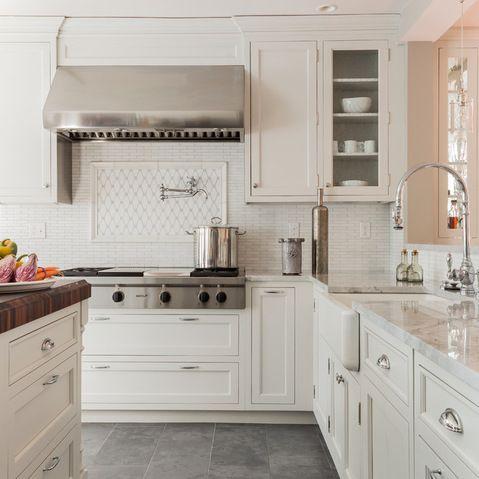 Vinyl Flooring Slate Kitchen Design Ideas Pictures Remodel And Decor Grey Kitchen Floor Kitchen Floor Tile Slate Kitchen