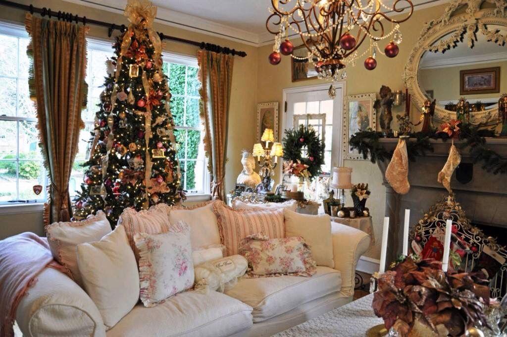 Living Room Christmas House Decorations Inside Ideas.Christmas Tree Christmas Christmas House Decorations
