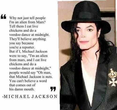 Michael Speaking Words Of Wisdom Michael Jackson Quotes
