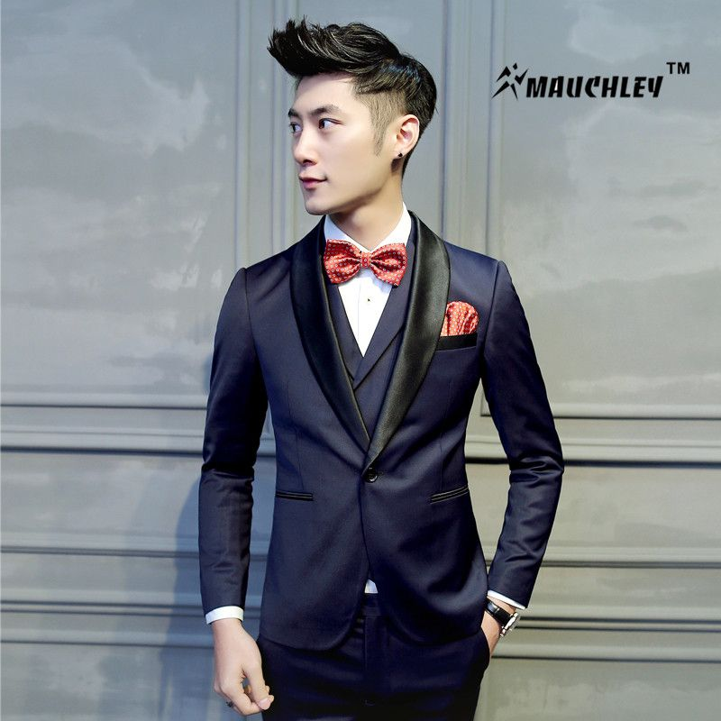 Cheap suit jacket and dress, Buy Quality suit men slim fit ...