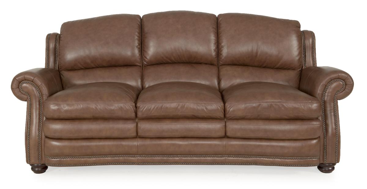 Chesapeake Leather Sofa American Home Albuquerque Santa Fe