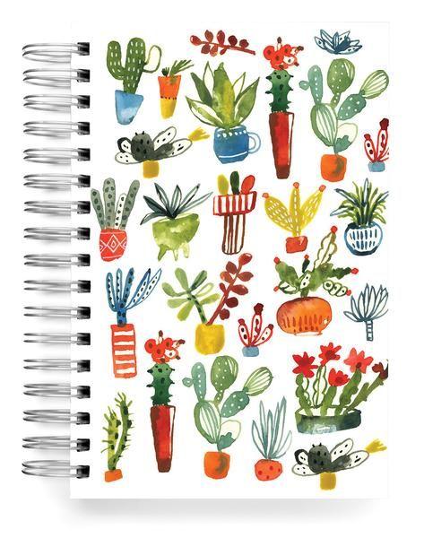 Succulents Jumbo Journal