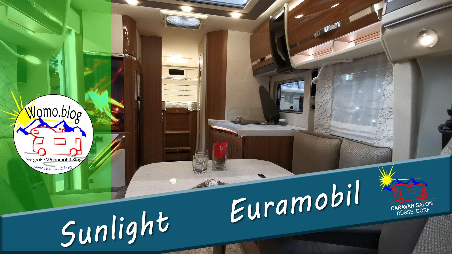 Caravan Salon 2019 Sunlight Und Euramobil Caravan Caravan