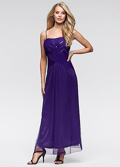 Sequin Sparkle Maxi Dress