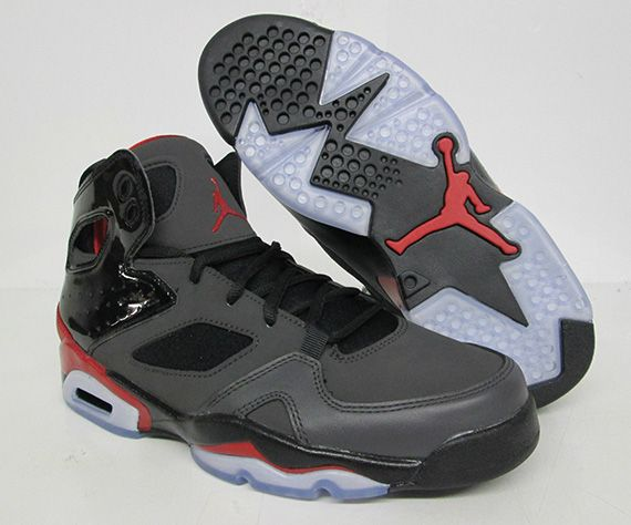 Jordan Flight Club  91 - Black - Gym Red - SneakerNews.com  9c0e82691