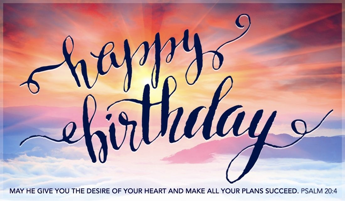 Send this FREE Happy Birthday Psalm 204 eCard to a friend or – Animated Birthday Cards Online