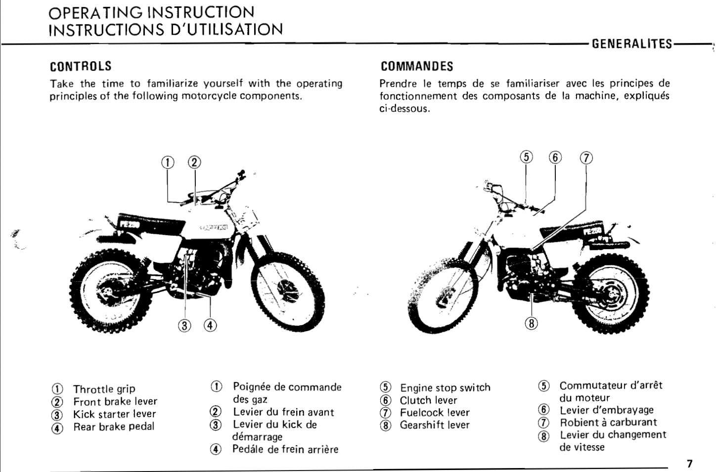 Suzuki Pe250 1978 Owner S Manual Has Been Published On Procarmanuals Com Https Procarmanuals Com Suzuki Pe250 1978 Owners Manual Owners Manuals Manual Suzuki