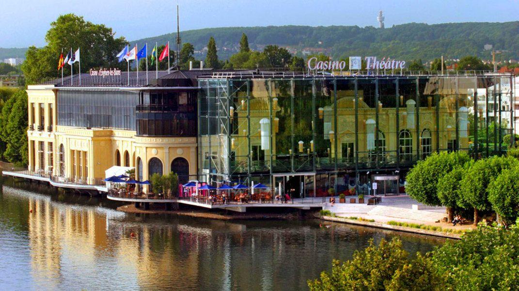 Grand Hotel Barrière Enghien - Façade