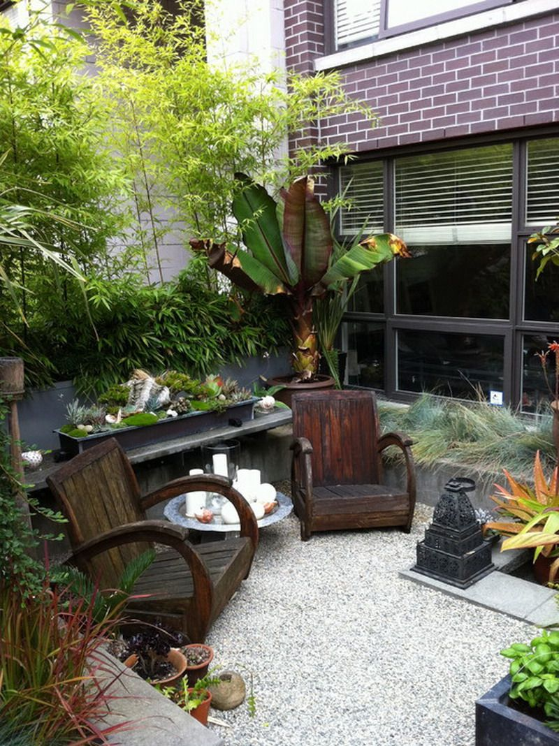 Beauty Tropical Balinese Garden Patio Ideas | ponds and ...