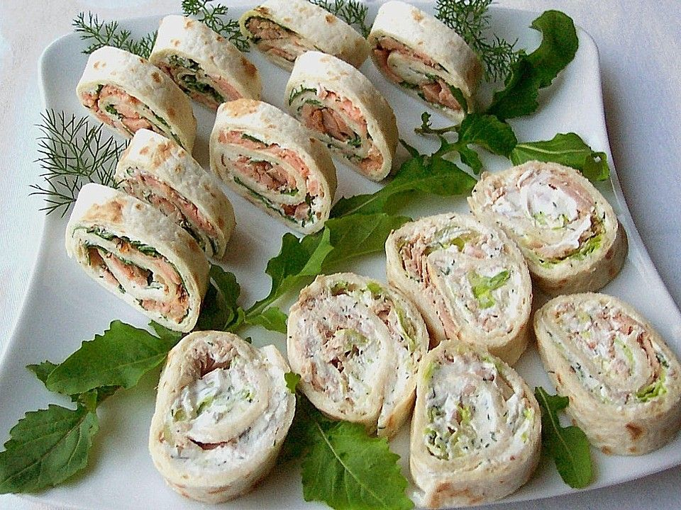 Photo of Mini wrap rolls by carschu | Chef