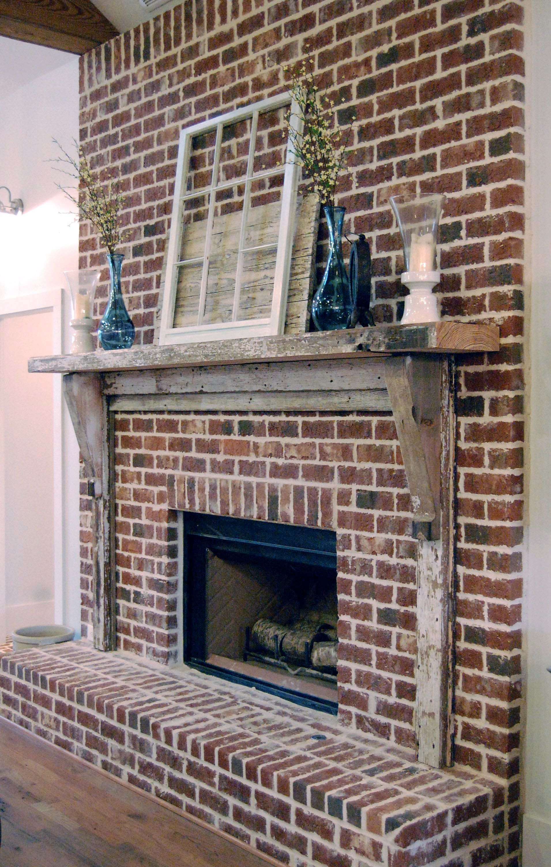 8 Outdoor Fireplace and also Fire Pit Design Suggestions ... on Simple Outdoor Brick Fireplace id=22334