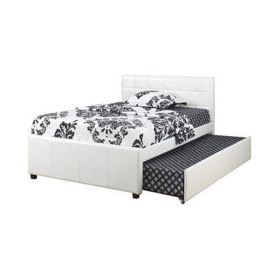 Photo of Latitude Run Adem Multi Utility Upholstered Standard Bed | Wayfair