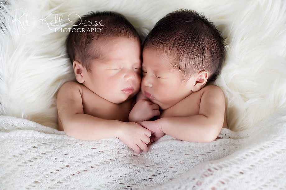 Blog newborn twin photographynewborn