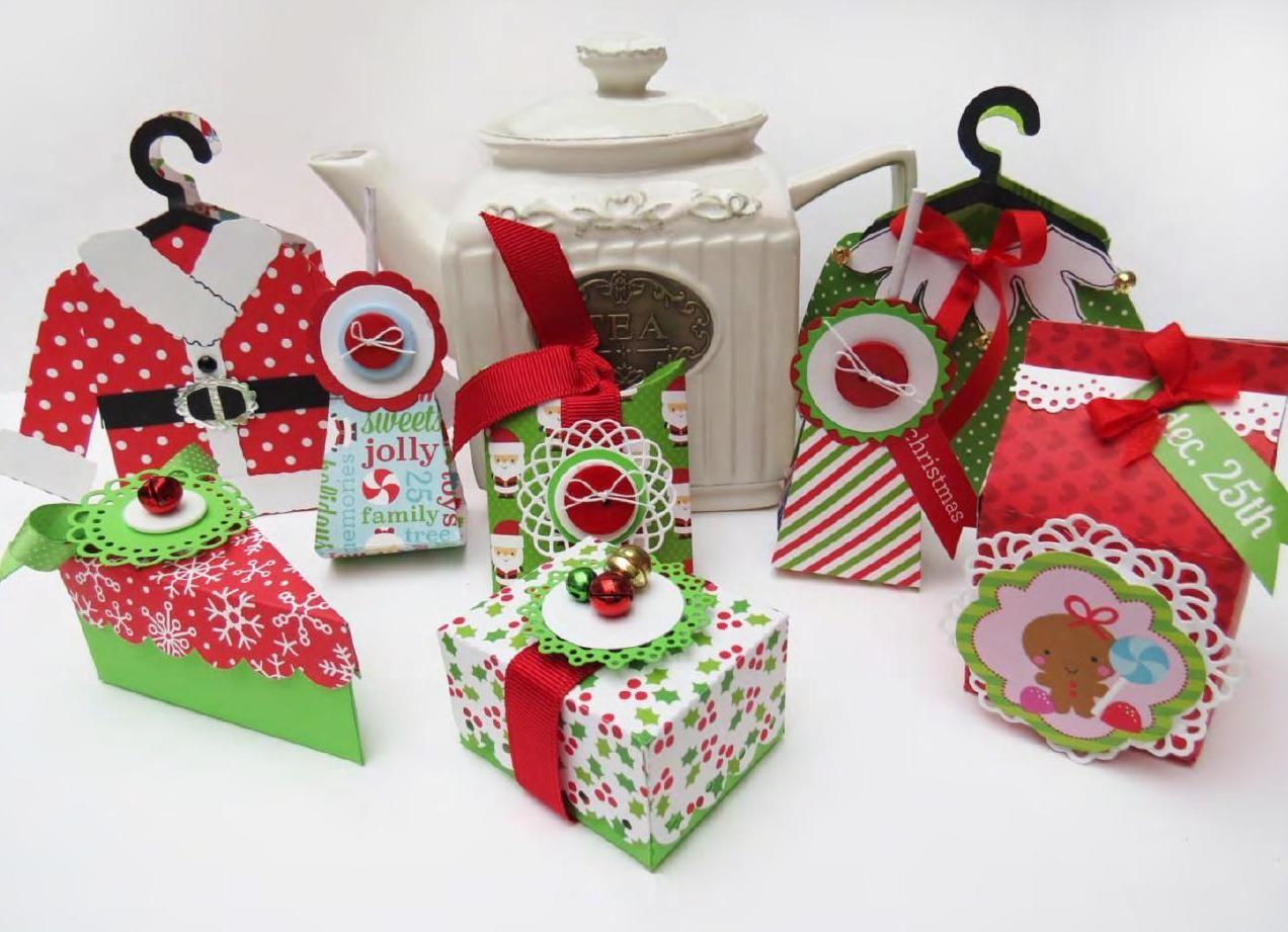 Revista RL Scrap, Tercera Edición Gift wrapping, Xmas, Gifts