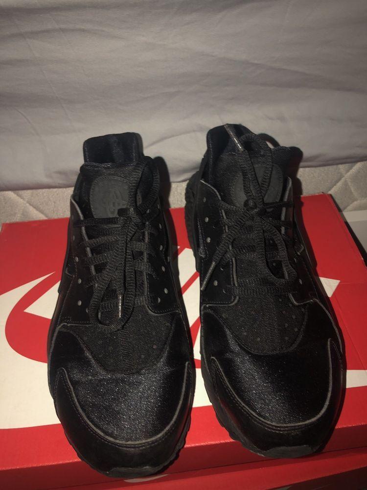 8cdf4f7f5588 nike air huarache run ultra womens Size 9.5 Black  fashion  clothing  shoes   accessories  womensshoes  athleticshoes (ebay link)