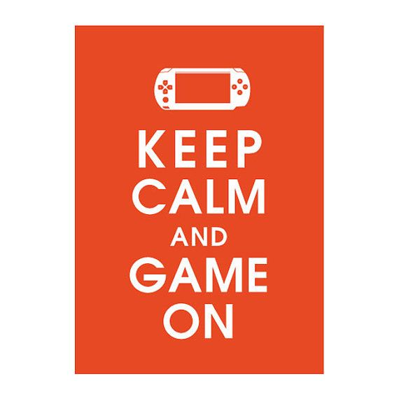 Hey, I found this really awesome Etsy listing at https://www.etsy.com/listing/181332072/keep-calm-and-game-on-5x7-art-print