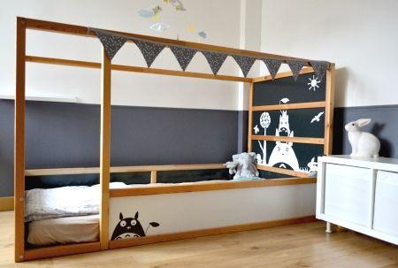 auch cool ein monsterbett mithilfe von m belfolien kinderzimmer kinderparadies creatisto. Black Bedroom Furniture Sets. Home Design Ideas