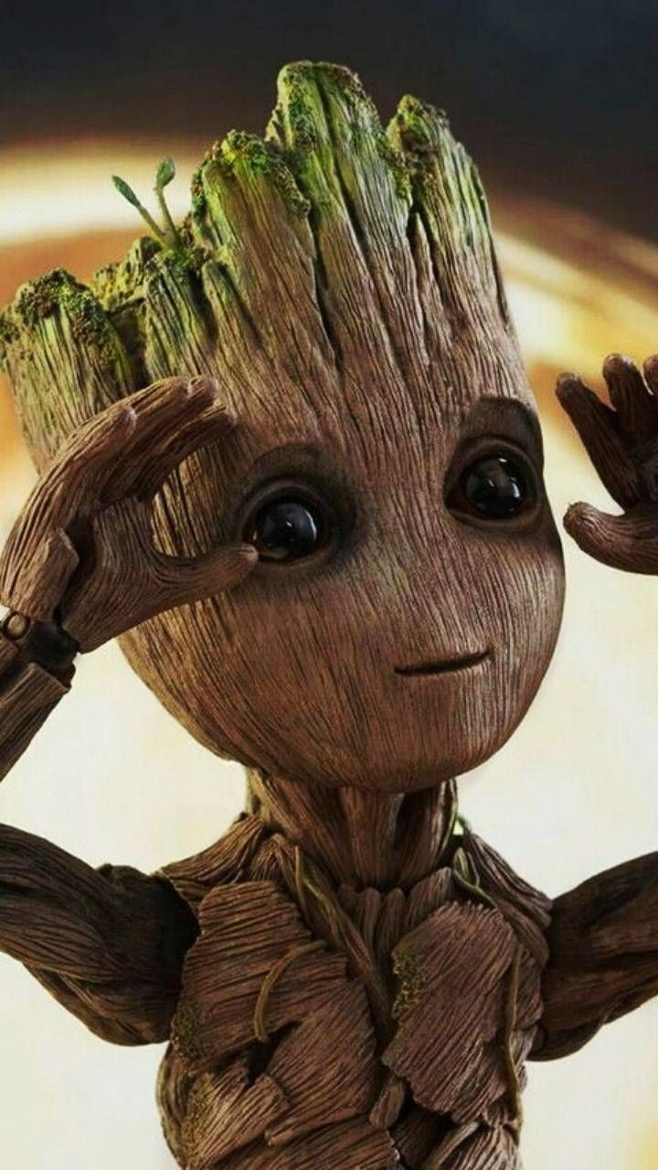 Download Baby Groot Wallpaper by wxlf20 a1 Free on