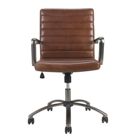 astor office chair freedom furniture and homewares - Leather Office Chairs