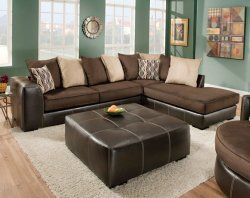 Sectional Sofa | Living Rooms | American Freight Furniture #AFPinspiredHome