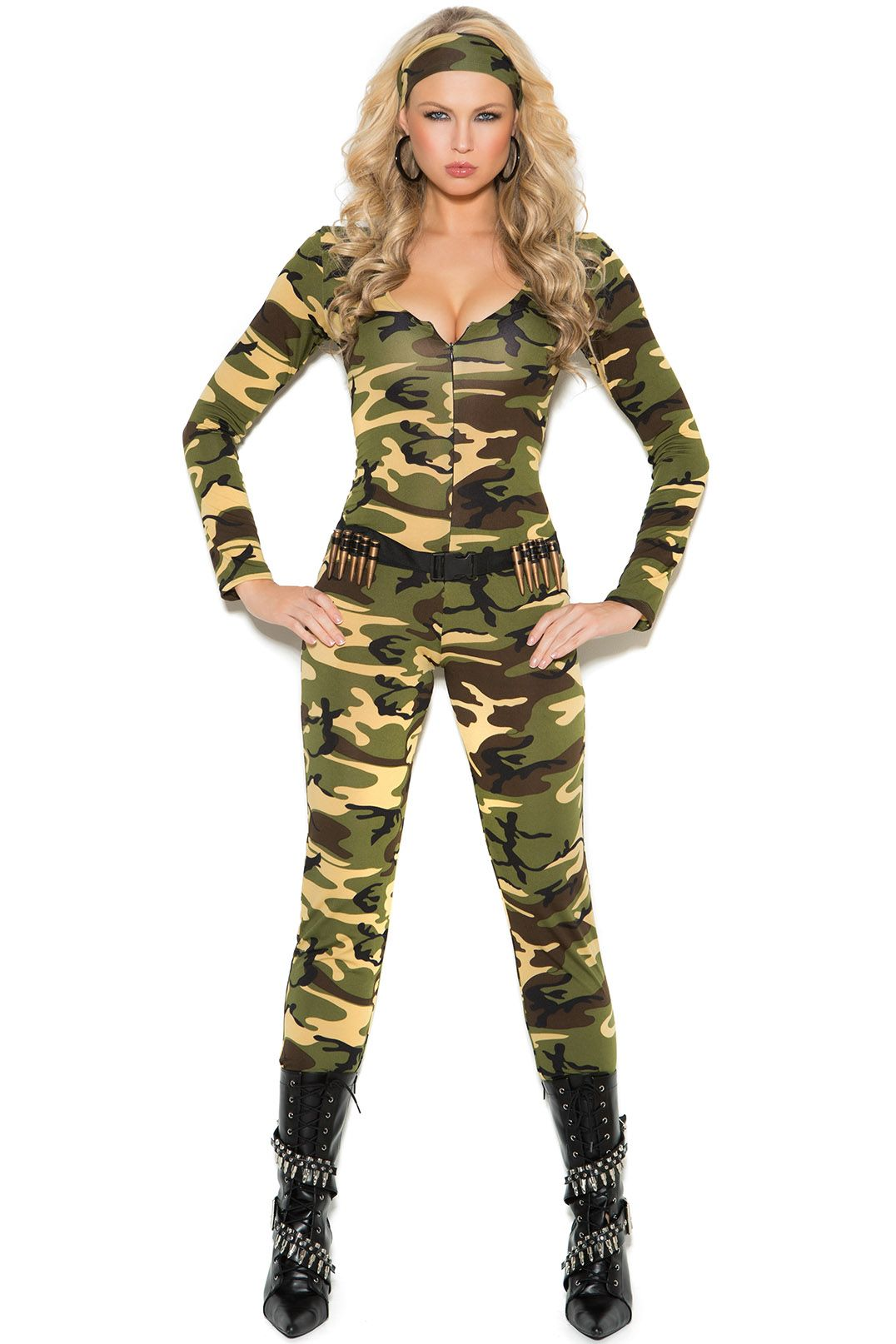 Shop for military costumes like this Combat Warrior Costume at ...