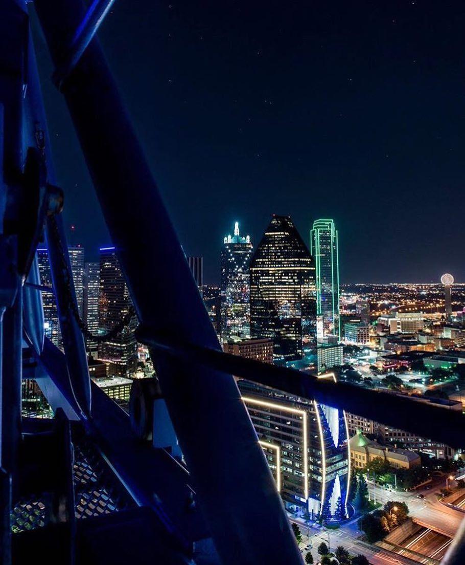 373 Likes, 2 Comments Sky Line Dallas (skyline_dallas