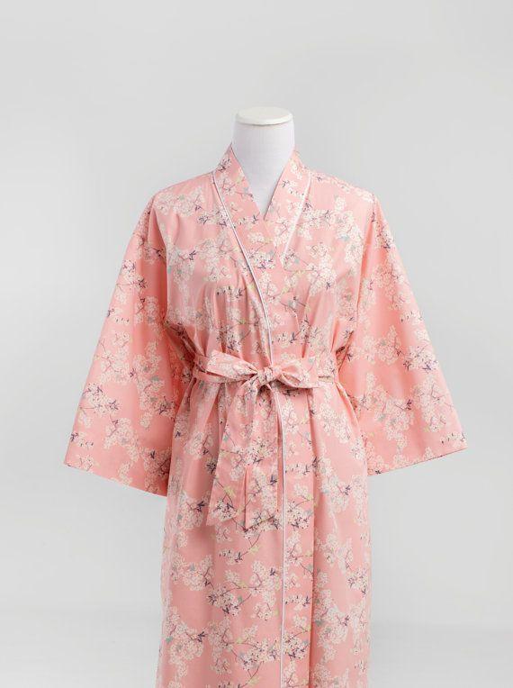 fcf84a1f2a Kimono Robe Gown. by MaternityRobeShop. Maternity Hospital Robe. Kimono  Robe Gown. by MaternityRobeShop Plus Size Kimono