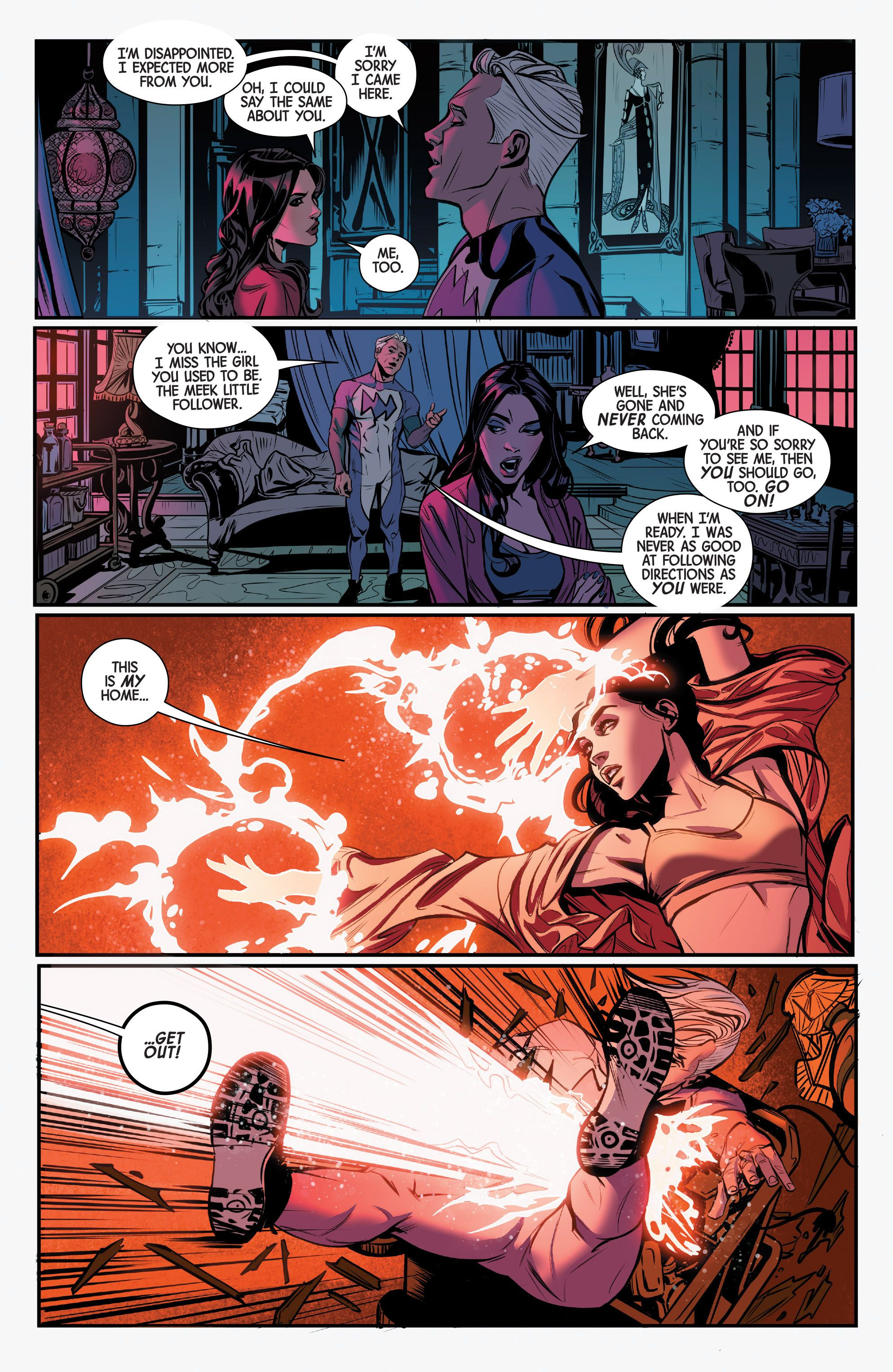Scarlet Witch 2016 Issue 9 Read Scarlet Witch 2016 Issue 9 Comic Online In High Quality Scarlet Witch Scarlet Witch Marvel Scarlett Witch