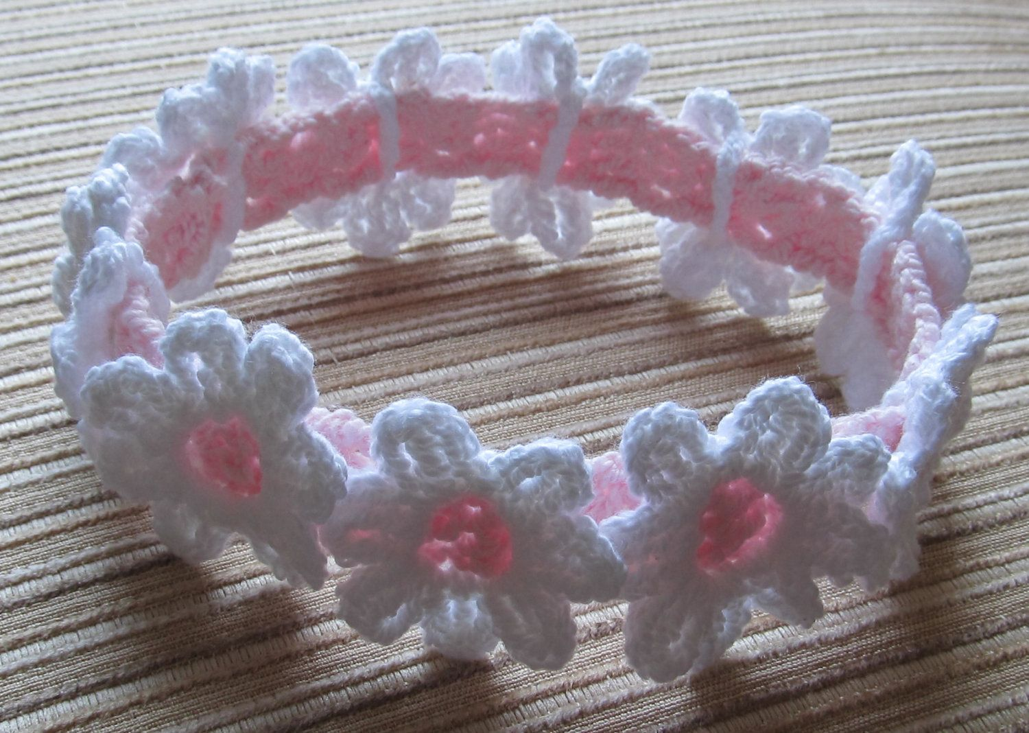 baby headband crochet pattern free easy patterns | Hair clips/bows ...
