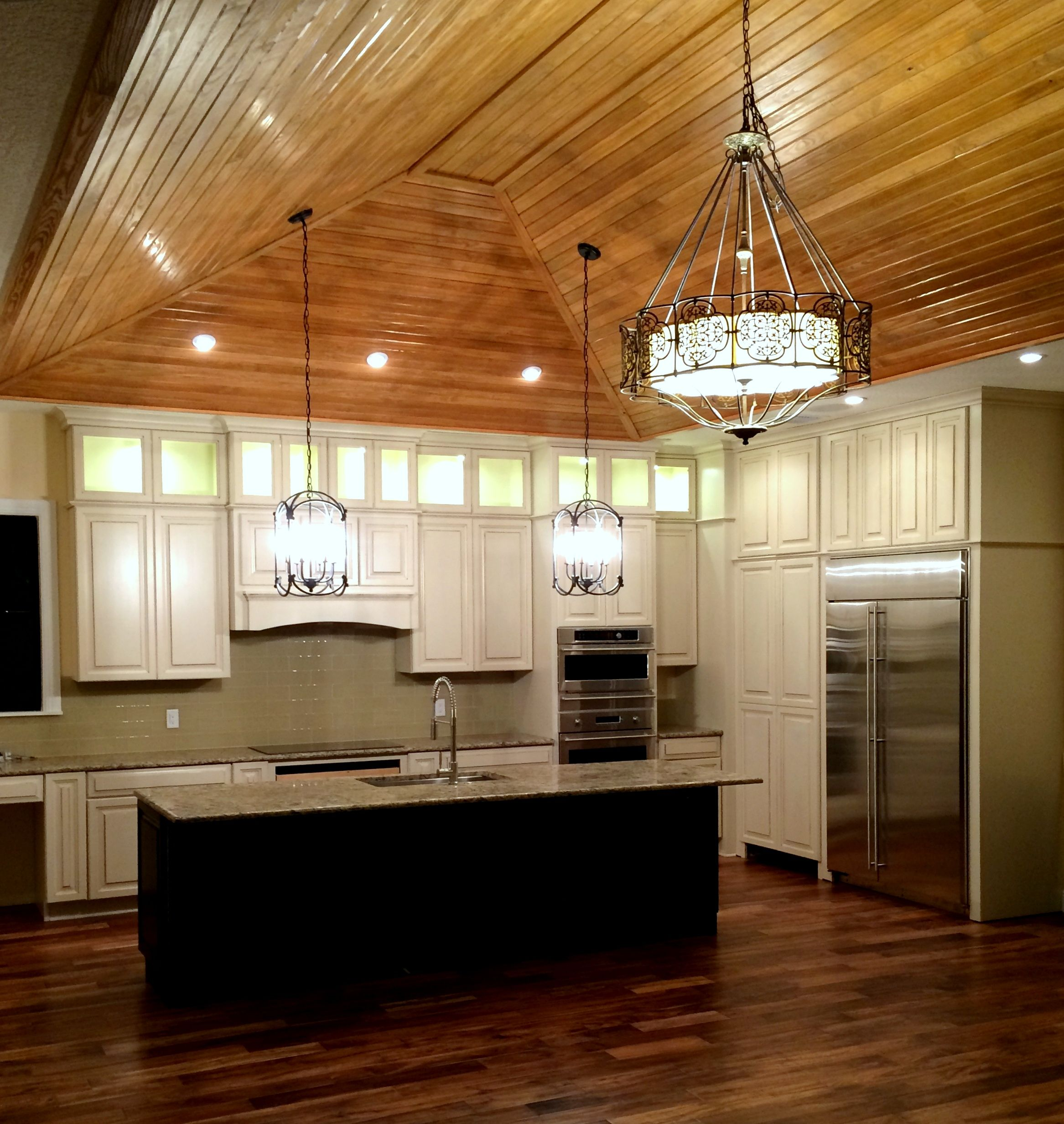 White Cabinets From Wellborn Forest By Mario S Cabinets In