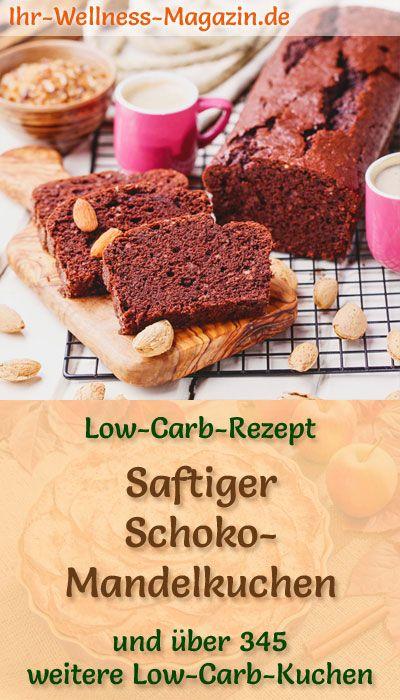 Schneller Saftiger Low Carb Schoko Mandelkuchen Rezept Ohne Zucker Rezepte Mandelkuchen Rezepte Kuchen Rezepte Ohne Zucker