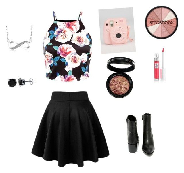 """""""Untitled #57"""" by kelsey318 ❤ liked on Polyvore featuring Very Volatile, BERRICLE, Lancôme, Laura Geller, Smashbox, women's clothing, women's fashion, women, female and woman"""